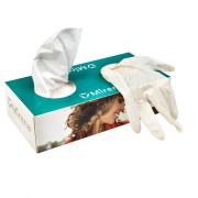 chusteczki + rękawiczki